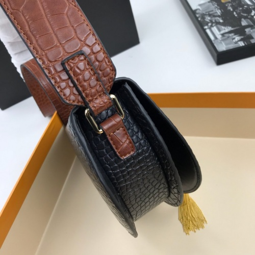 Replica Yves Saint Laurent YSL AAA Quality Messenger Bags For Women #784056 $86.33 USD for Wholesale