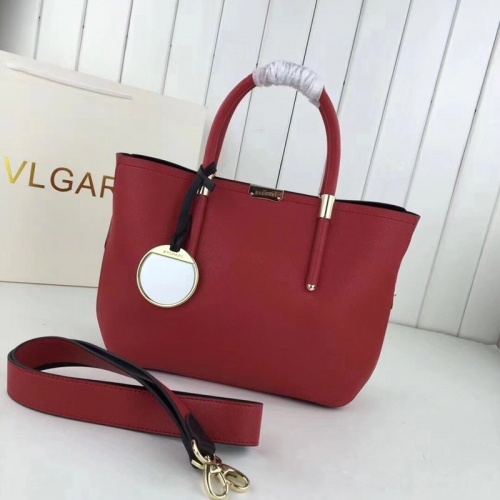 Bvlgari AAA Quality Handbags For Women #784111