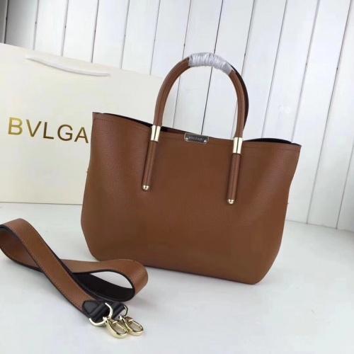 Bvlgari AAA Quality Handbags For Women #784113