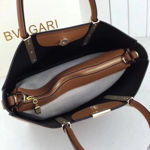 Replica Bvlgari AAA Quality Handbags For Women #784113 $96.03 USD for Wholesale