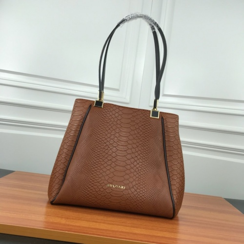 Bvlgari AAA Quality Shoulder Bags For Women #784118