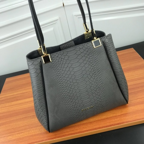 Replica Bvlgari AAA Quality Shoulder Bags For Women #784119 $90.21 USD for Wholesale