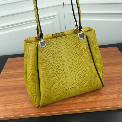 Replica Bvlgari AAA Quality Shoulder Bags For Women #784120 $90.21 USD for Wholesale