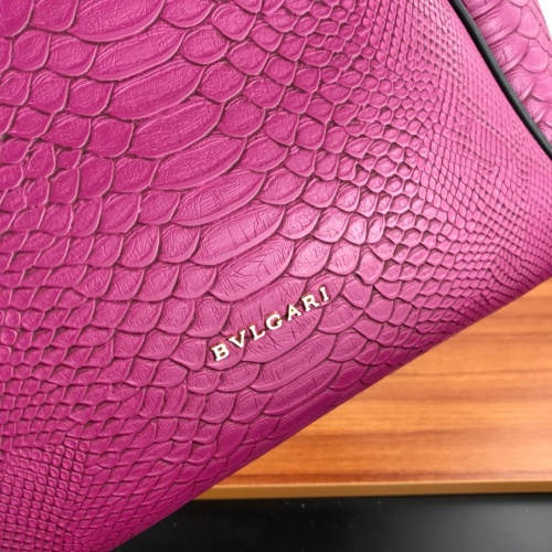 Replica Bvlgari AAA Quality Shoulder Bags For Women #784121 $90.21 USD for Wholesale