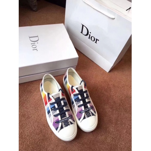 Christian Dior Casual Shoes For Women #784127