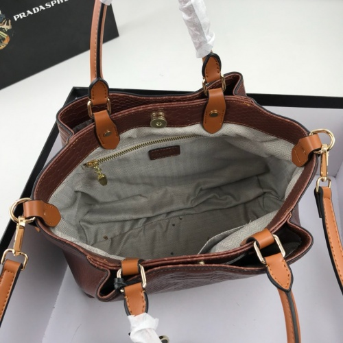 Replica Bvlgari AAA Quality Handbags For Women #784133 $94.09 USD for Wholesale