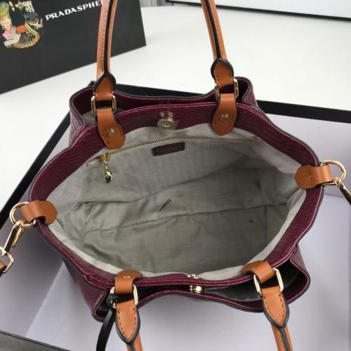 Replica Bvlgari AAA Quality Handbags For Women #784136 $94.09 USD for Wholesale