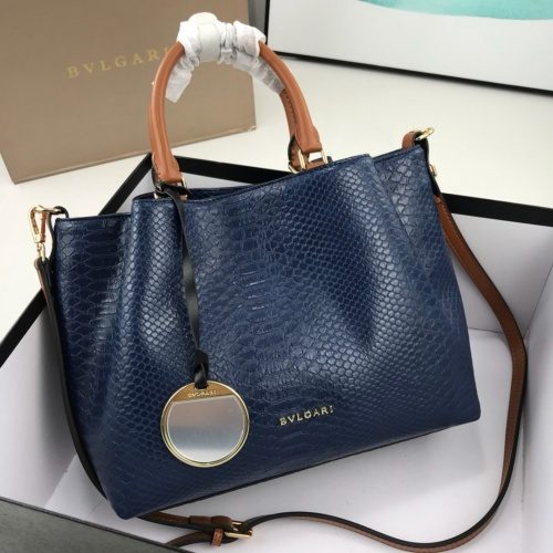 Bvlgari AAA Quality Handbags For Women #784137 $94.09, Wholesale Replica Bvlgari AAA Handbags