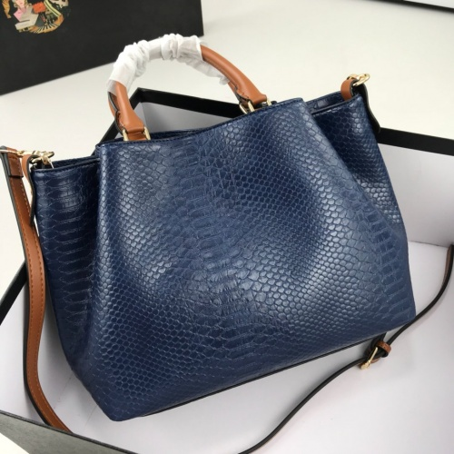 Replica Bvlgari AAA Quality Handbags For Women #784137 $94.09 USD for Wholesale