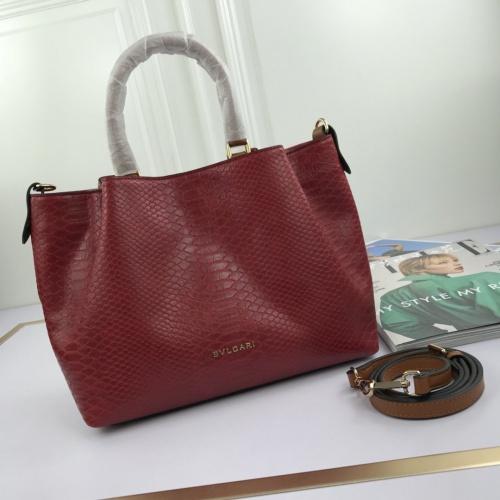 Bvlgari AAA Quality Handbags For Women #784138