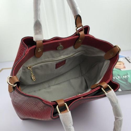 Replica Bvlgari AAA Quality Handbags For Women #784138 $94.09 USD for Wholesale
