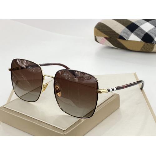 Burberry AAA Quality Sunglasses #784193