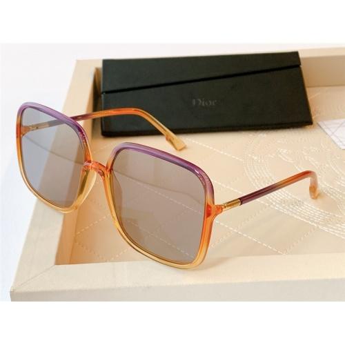 Christian Dior AAA Quality Sunglasses #784203
