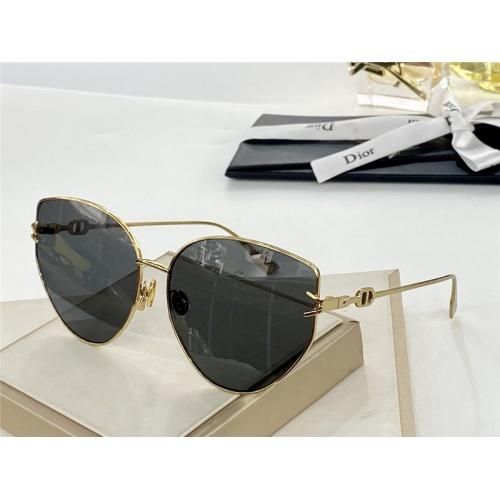Christian Dior AAA Quality Sunglasses #784223