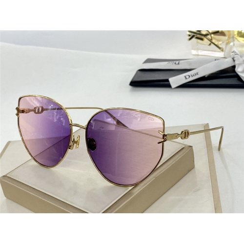 Christian Dior AAA Quality Sunglasses #784227
