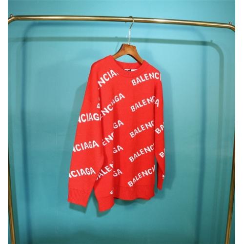Balenciaga Sweaters Long Sleeved O-Neck For Unisex #784268