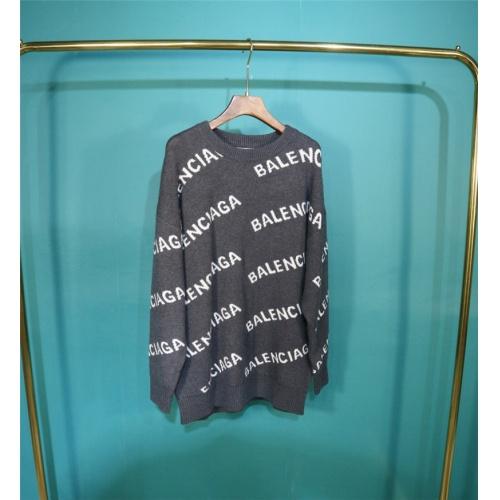 Balenciaga Sweaters Long Sleeved O-Neck For Unisex #784269