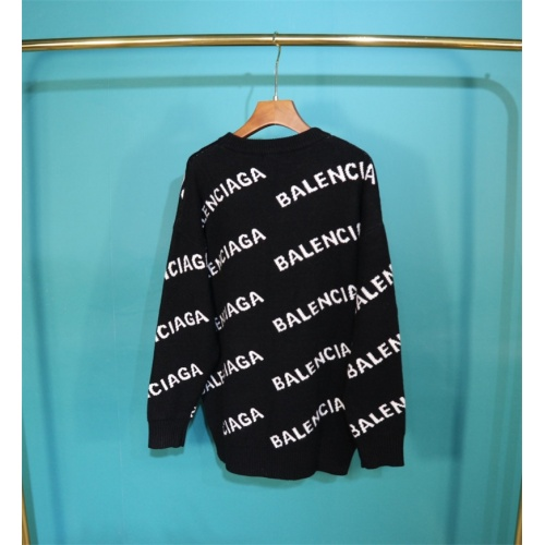 Replica Balenciaga Sweaters Long Sleeved O-Neck For Unisex #784271 $39.77 USD for Wholesale