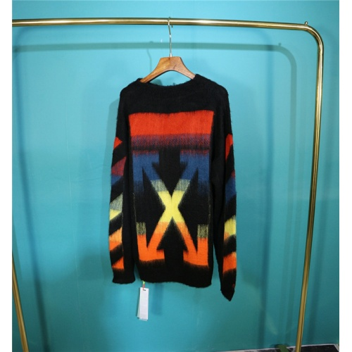 Off-White Sweaters Long Sleeved O-Neck For Unisex #784279