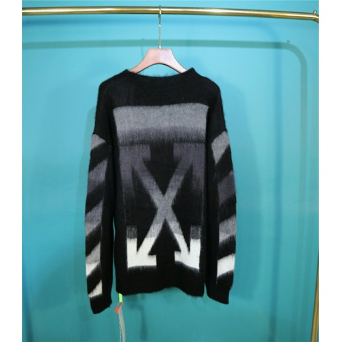 Off-White Sweaters Long Sleeved O-Neck For Unisex #784281