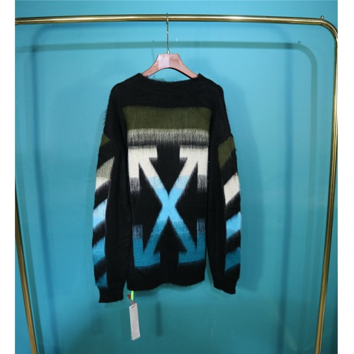 Off-White Sweaters Long Sleeved O-Neck For Unisex #784283