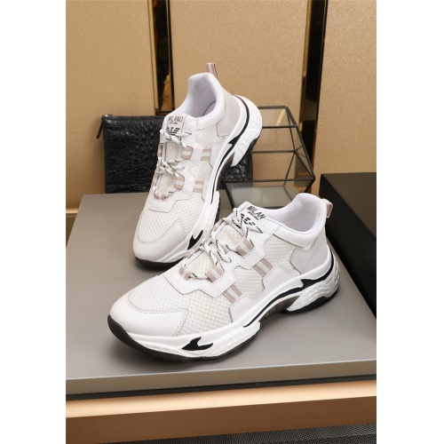 Armani Casual Shoes For Men #784358