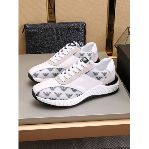 Armani Casual Shoes For Men #784360