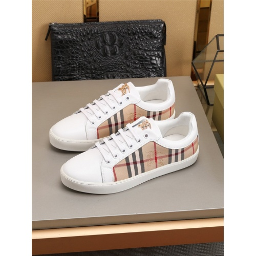 Burberry Casual Shoes For Men #784368