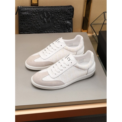 Christian Dior Casual Shoes For Men #784376