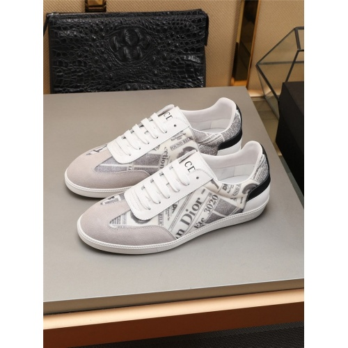 Christian Dior Casual Shoes For Men #784377