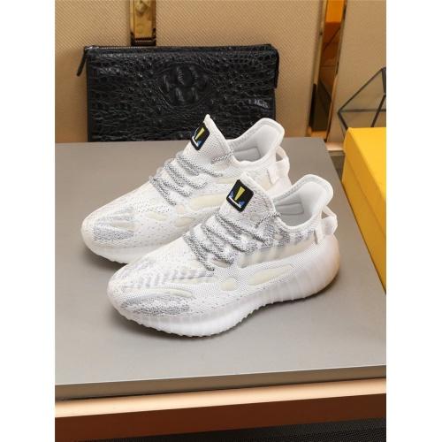 Fendi Casual Shoes For Men #784385