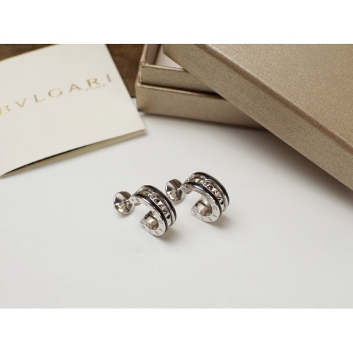 Bvlgari Earrings #784387 $31.04, Wholesale Replica Bvlgari Earrings