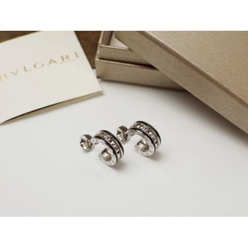 Bvlgari Earrings #784387 $31.04, Wholesale Replica Bvlgari Earrings