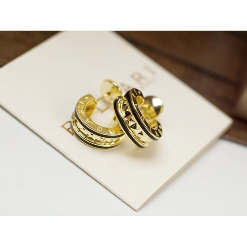 Bvlgari Earrings #784388 $31.04, Wholesale Replica Bvlgari Earrings