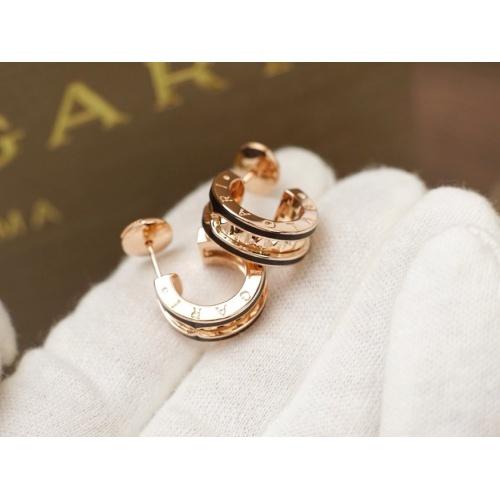 Bvlgari Earrings #784389 $31.04, Wholesale Replica Bvlgari Earrings