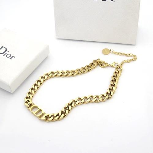 Christian Dior Necklace #784406 $34.92 USD, Wholesale Replica Christian Dior Necklace