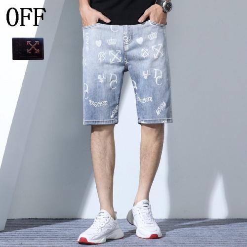 Off-White Jeans Shorts For Men #784442