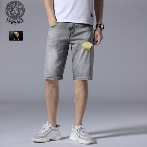 Versace Jeans Shorts For Men #784458 $38.80, Wholesale Replica Versace Jeans