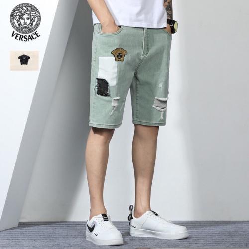 Versace Jeans Shorts For Men #784459 $38.80, Wholesale Replica Versace Jeans
