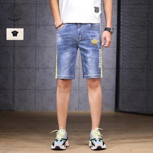 Versace Jeans Shorts For Men #784460 $38.80, Wholesale Replica Versace Jeans