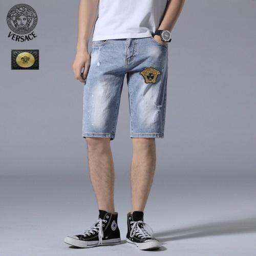 Versace Jeans Shorts For Men #784461 $38.80, Wholesale Replica Versace Jeans