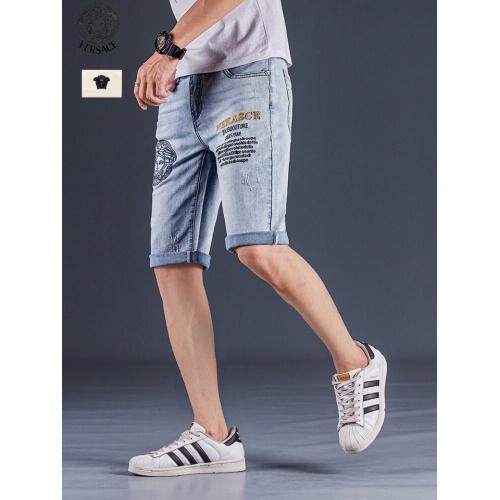 Versace Jeans Shorts For Men #784462 $38.80, Wholesale Replica Versace Jeans