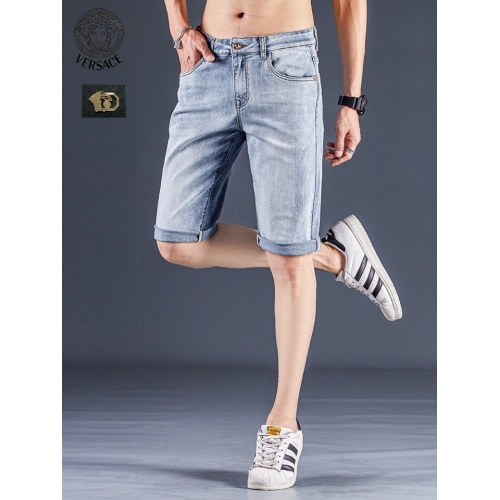 Versace Jeans Shorts For Men #784463 $38.80, Wholesale Replica Versace Jeans