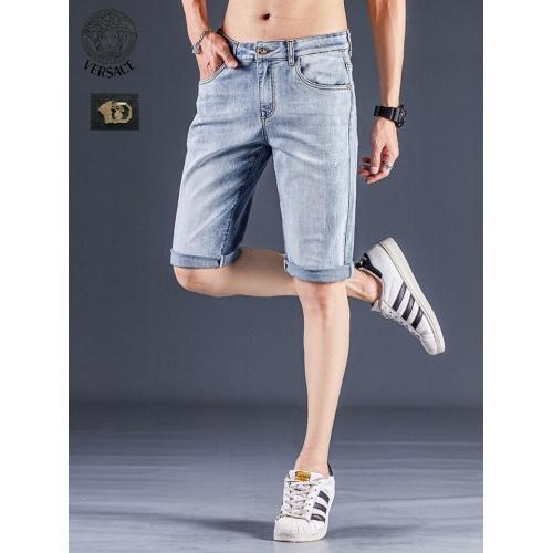 Versace Jeans Shorts For Men #784463 $38.80, Wholesale Replica Versace Jeans