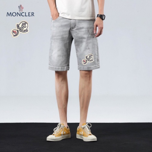 Moncler Jeans Shorts For Men #784478