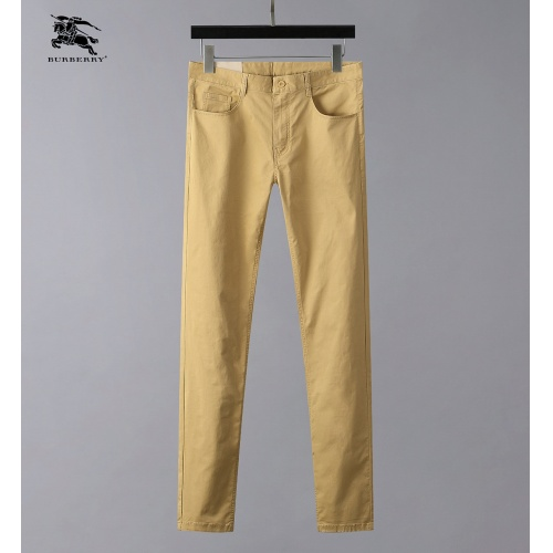 Burberry Pants Trousers For Men #784483 $37.83, Wholesale Replica Burberry Pants