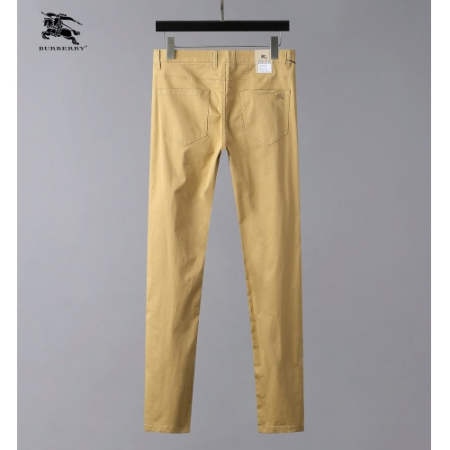 Replica Burberry Pants Trousers For Men #784483 $37.83 USD for Wholesale