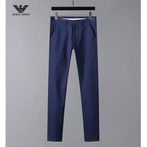 Armani Pants Trousers For Men #784492