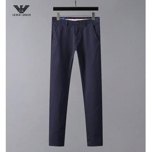 Armani Pants Trousers For Men #784493