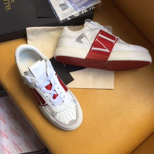 Replica Valentino Casual shoes For Women #784622 $101.85 USD for Wholesale